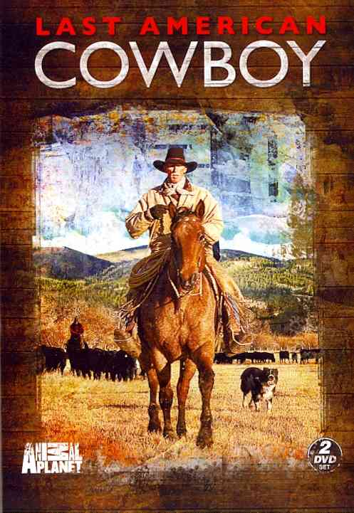 LAST AMERICAN COWBOY (DVD)