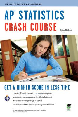 Ap Statistics Crash Course By D'alessio, Michael